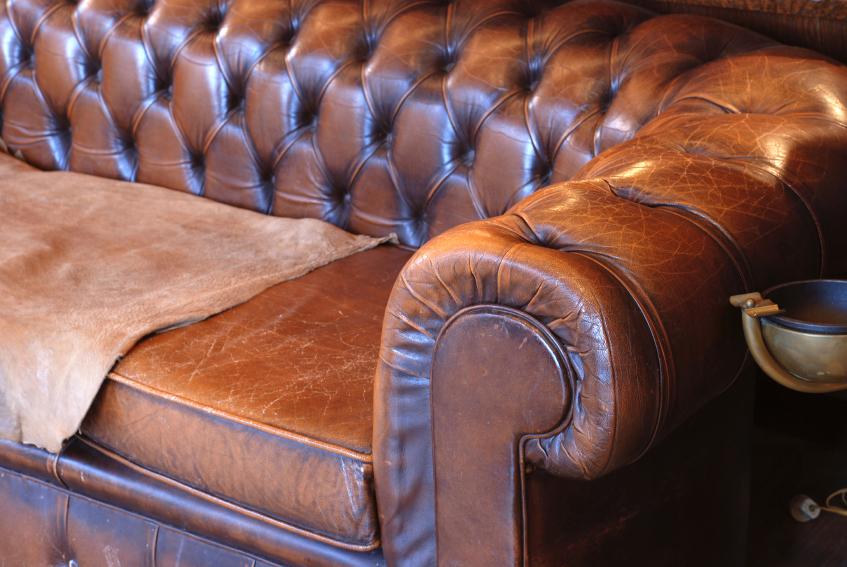 Tapizado de piel tapizadosjona for Tresillos de piel